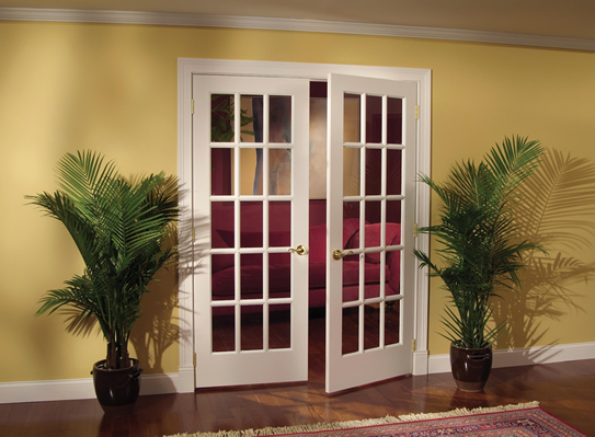 Interior wood doors gallery ford lumber millwork for 15 lite french door