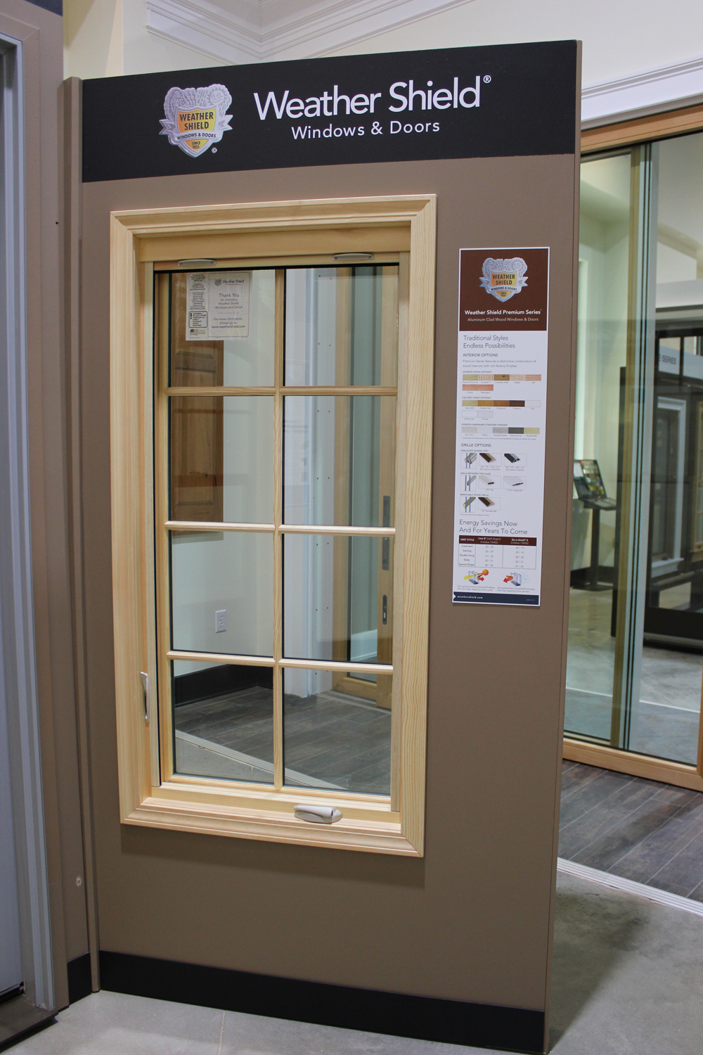 Wood Clad Windows : Wood clad windows ford lumber millwork company inc
